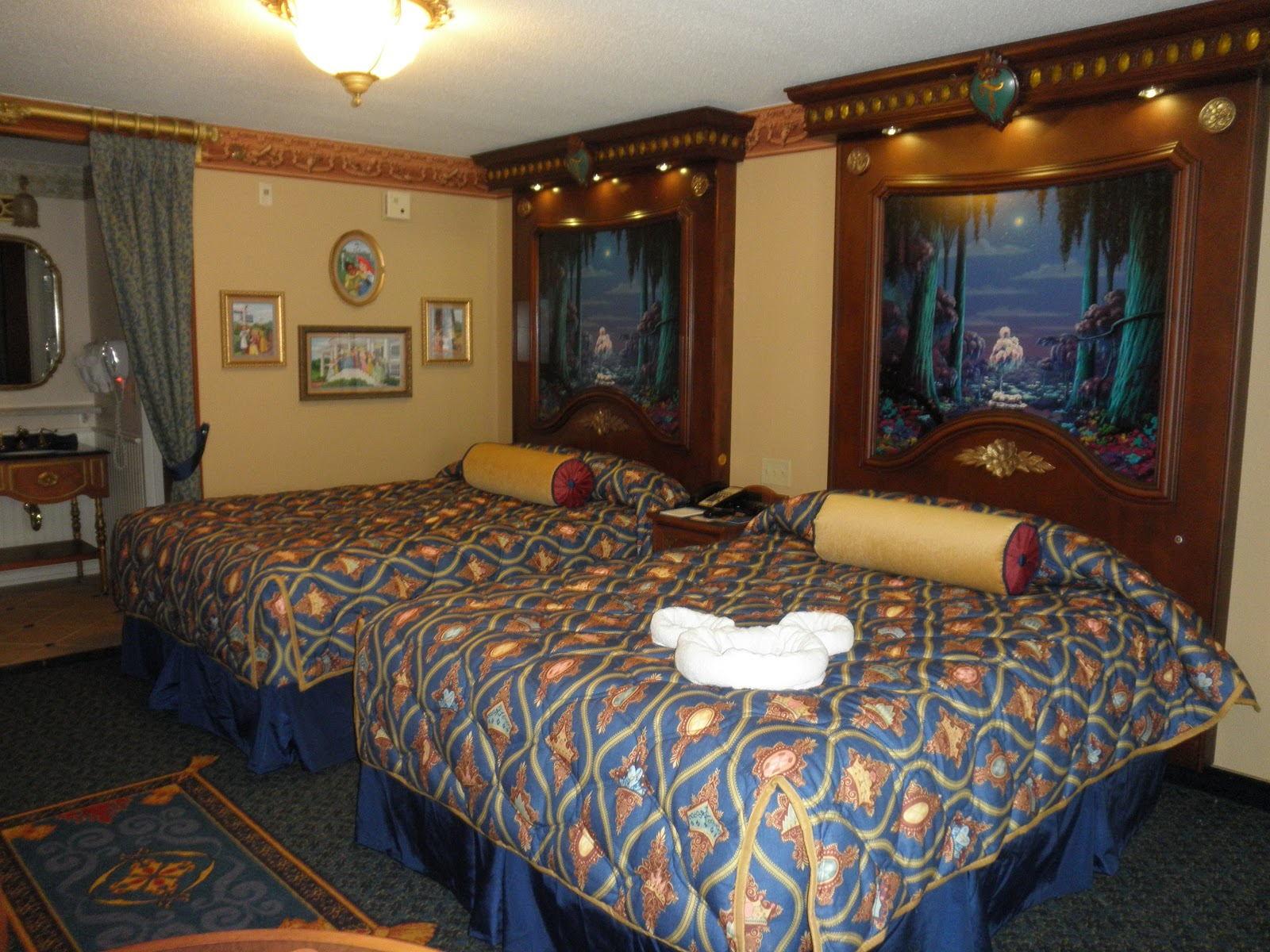 Mouse World Travel Port Orleans Riverside Royal Guest Rooms