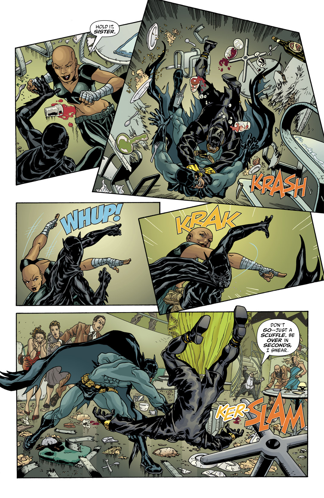 Detective Comics (1937) 796 Page 25