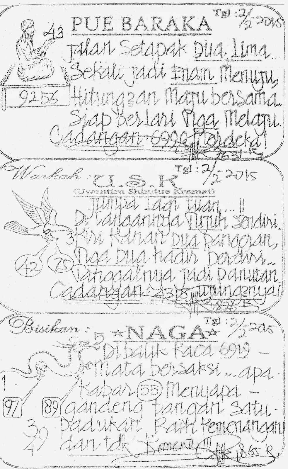 Prediksi dan syair singapura: PREDIKSI DAN SYAIR SGP SENIN ...