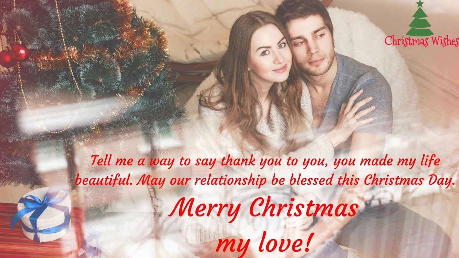 30 Best Merry Christmas Greetings To Delight Your Boyfriend