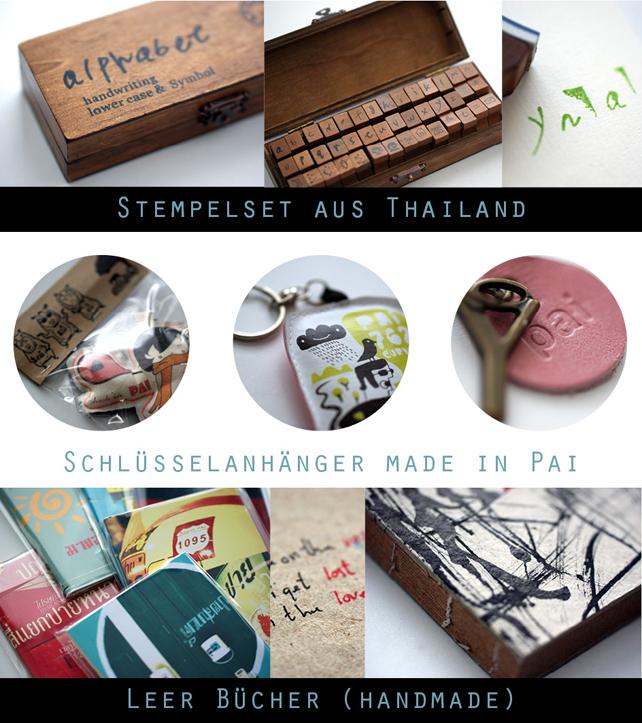 Inspiration aus Pai (Nordthailand)