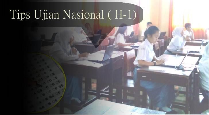6 Cara Hadapi Ujian Nasional 2016 Pada Hari Pertama