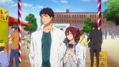 Free! Eternal Summer OVA Subtitle Indonesia