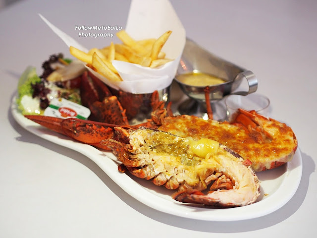 LOBSTER Buy 2 Free 1 Promotion At CAFFEINEES