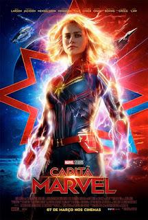 Review – Capitã Marvel
