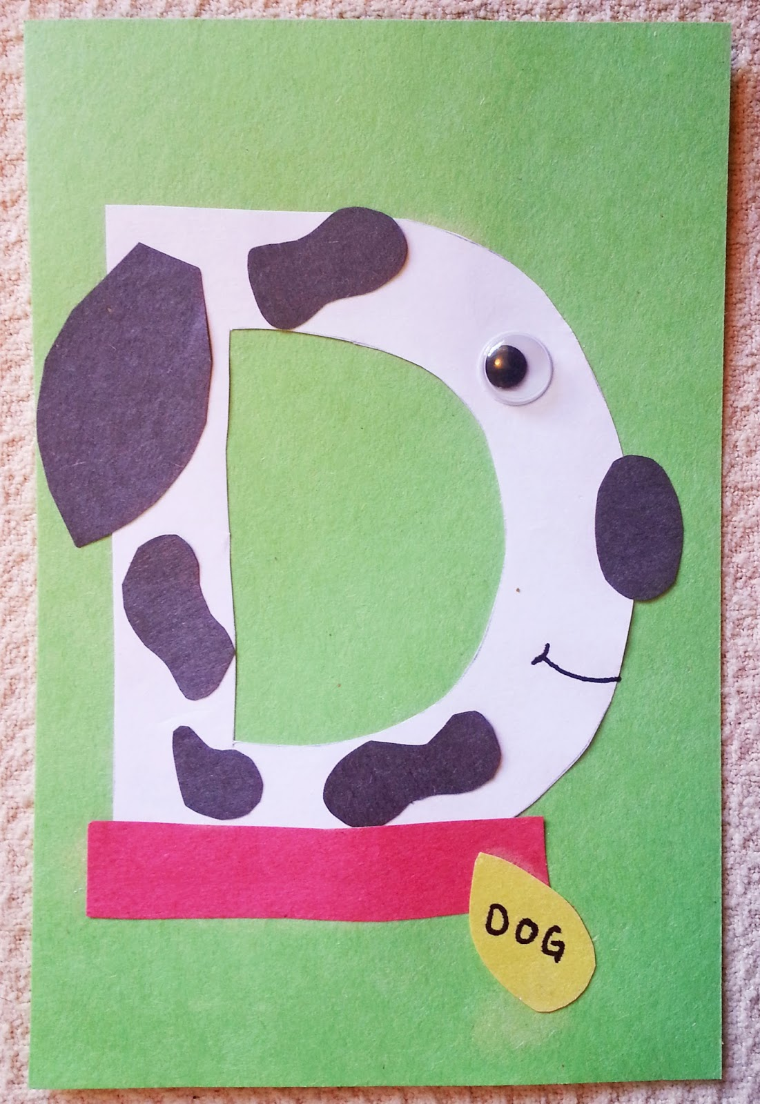 Lipsticks To Pacifiers Letter D