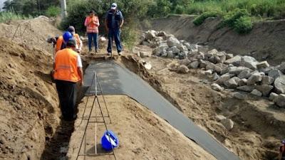 Os trabalhos de prevenção de danos e manutenção de infraestruturas devem ser constantes.