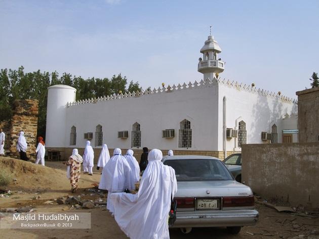 Sejarah Miqat di Hudaibiyah