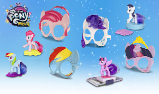 New MLP Happy Meals Toys Coming Soon to the US