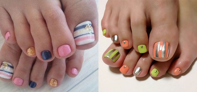 Fabulous Toe Nail Art Ideas For Everyone