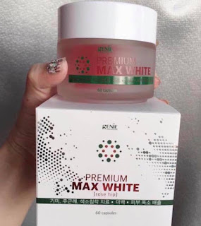 Viên uống trắng da Premium Max White