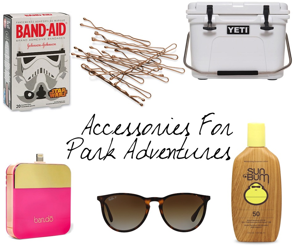 accessories for park adventures
