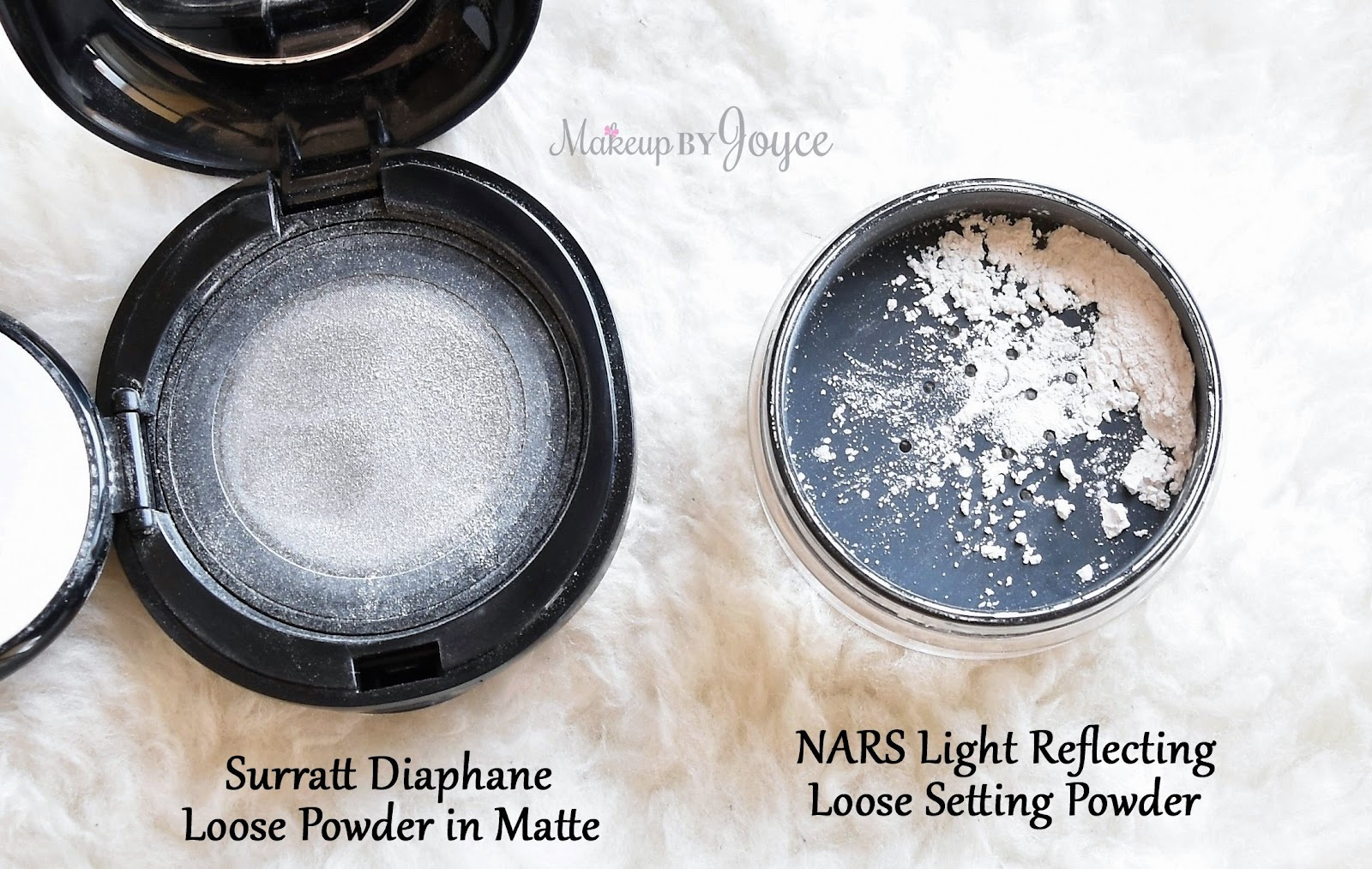 makeupbyjoyce swatches comparison loose and. Black Bedroom Furniture Sets. Home Design Ideas