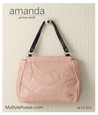 Miche Amanda Shell for Prima Bags
