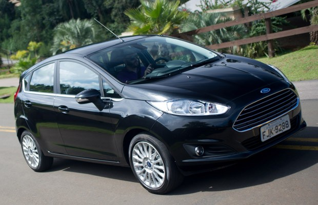 carro on New fiesta 2014