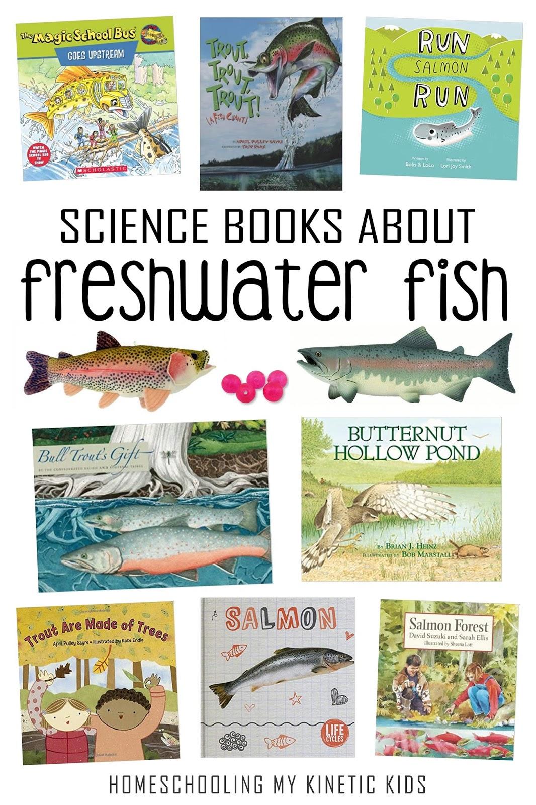Freshwater Fish Book