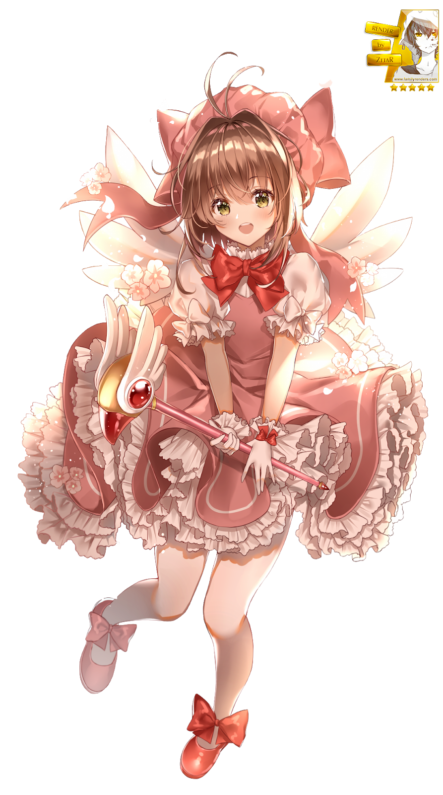 Render Card Captor Sakura #1 v2