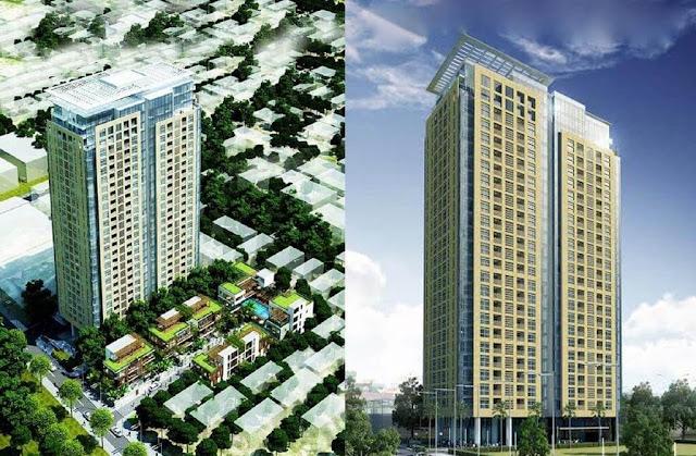 Tổ hợp dự án chung cư Mon Central.