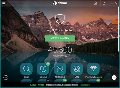 Panda Dome Essential - Antivirus for Windows and Android