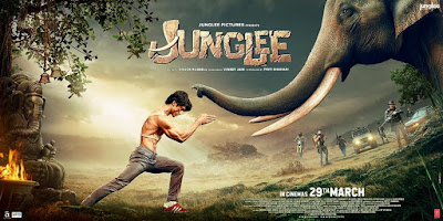 Watch Online Junglee 2019 Full Movie Download HD Small Size 720P 700MB HEVC HDRip Via Resumable One Click Single Direct Links High Speed At WorldFree4u.Com