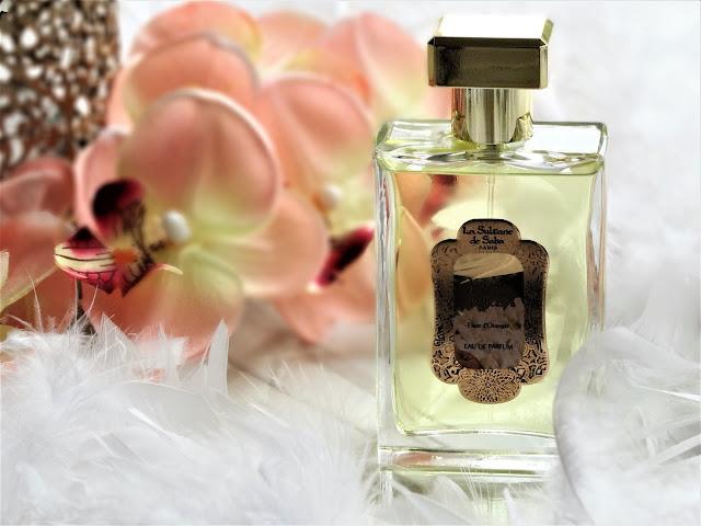 avis Voyage sur La Route des Délices - Fleur d'Oranger de La Sultane de Saba, parfum femme, fleur d'oranger, blog parfum, perfume review, avis la sultane de saba