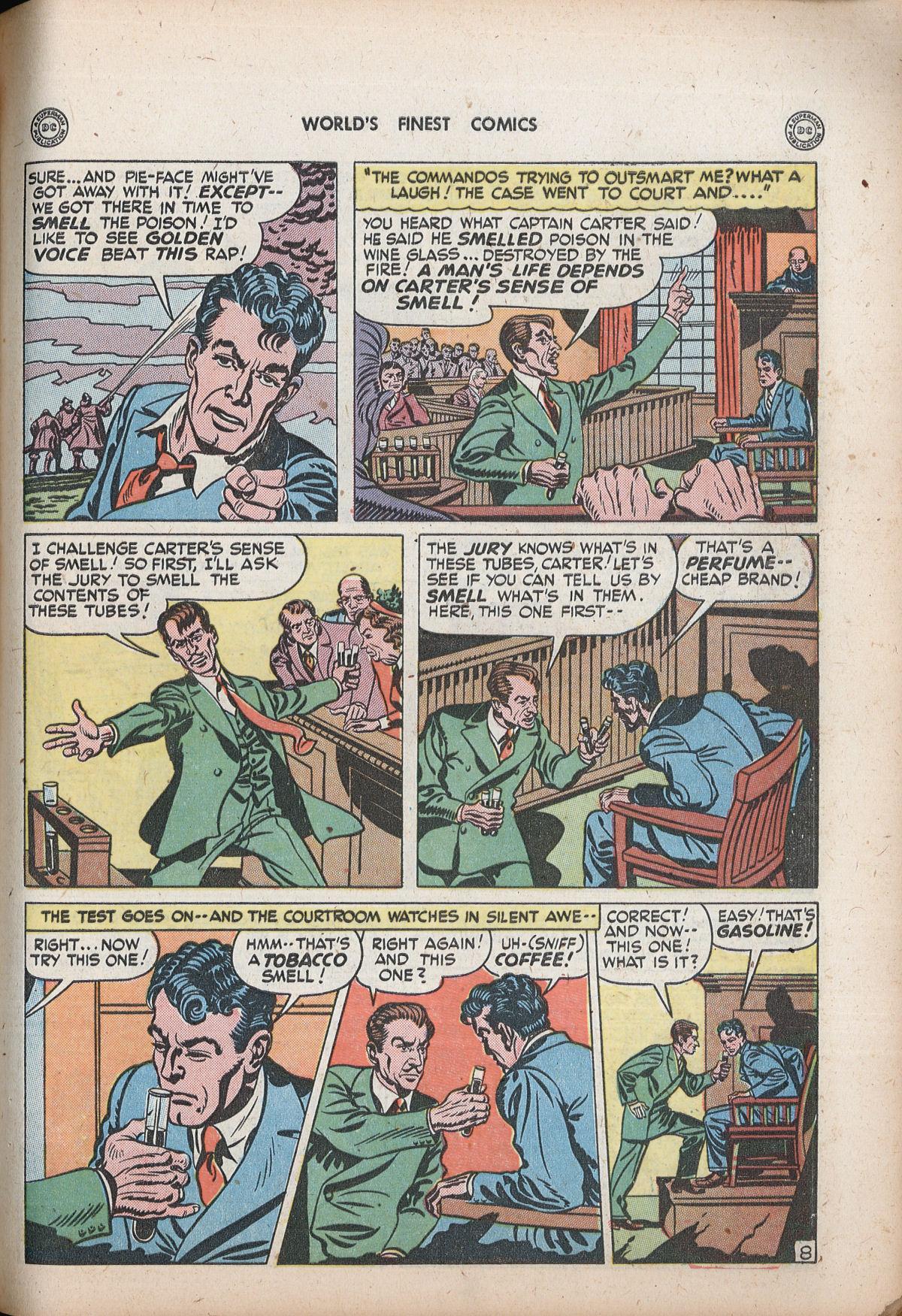 Read online World's Finest Comics comic -  Issue #32 - 45