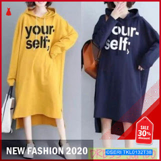 TKL0132T38 Dress Tunik Jumbo BMGShop