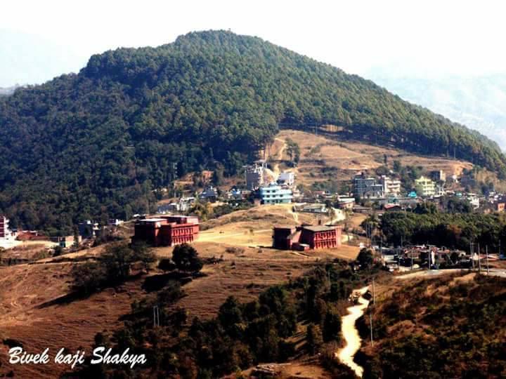 Palpa Batase Danda Tansen Srinagar