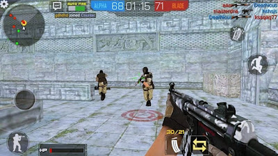 لعبة Overkill Strike مهكرة للأندرويد، لعبة  Overkill Strike كاملة للأندرويد
