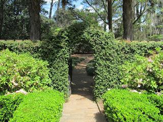 garden walkway tallahassee florida