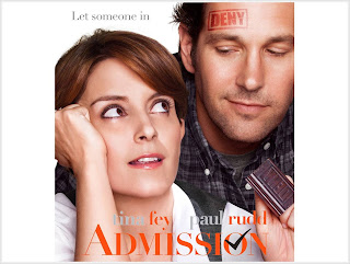 Movie Review: Admission (2013)