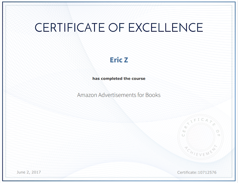 BEST Amazon Ads course on the net - EVER!