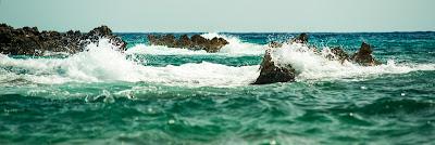Landschaftsaufnahme Malle Starand Meer von Fotograf Michael Schalansky