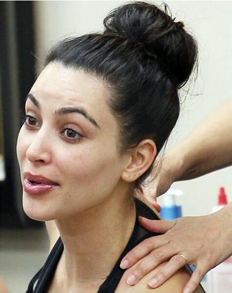 Kardashians without makeup