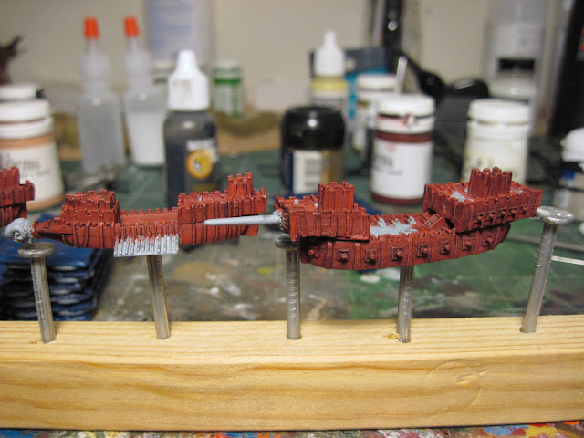 Man O'War Empire Great Ship