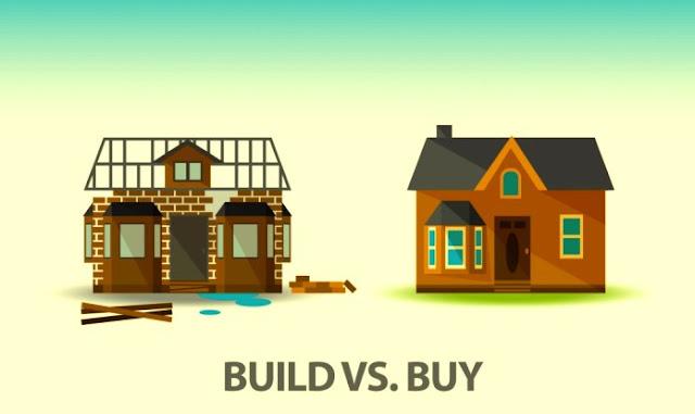 Membangun Rumah Sendiri vs Membeli Rumah Jadi
