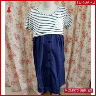 MOM076D18 Dress Hamil Menyusui Modis Mimi Dresshamil Ibu Hamil