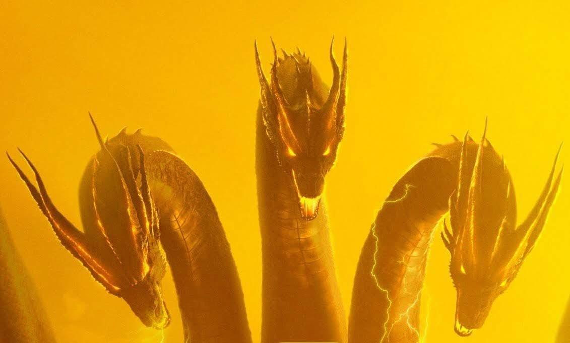 Godzilla:ハリウッド版「ゴジラ」第2弾の黙示録の決戦「キング・オブ・ザ・モンスターズ」が、モスラ、ラドン、キングギドラの3大怪獣ポスターをリリース ! !