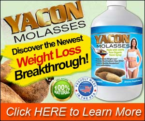 weight loss yacon molasses