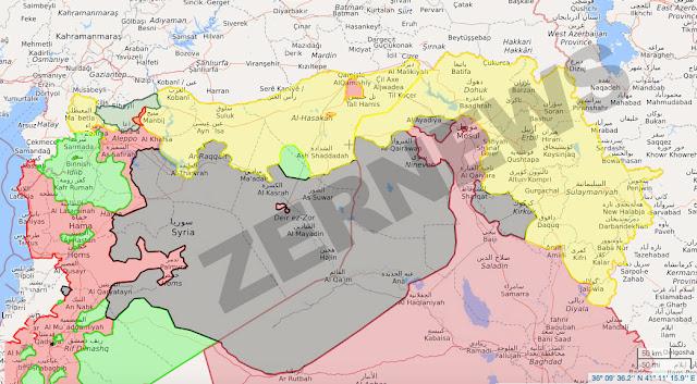 Kürtler Kürdistan