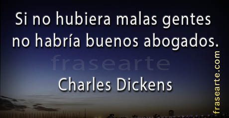 Charles Dickens en frases