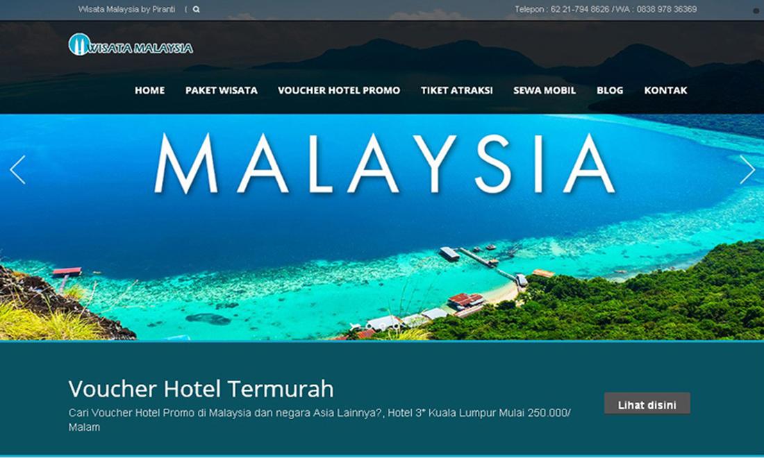 WISATA MALAYSIA MURAH: WISATA MALAYSIA MURAH By Piranti Travel Phone on