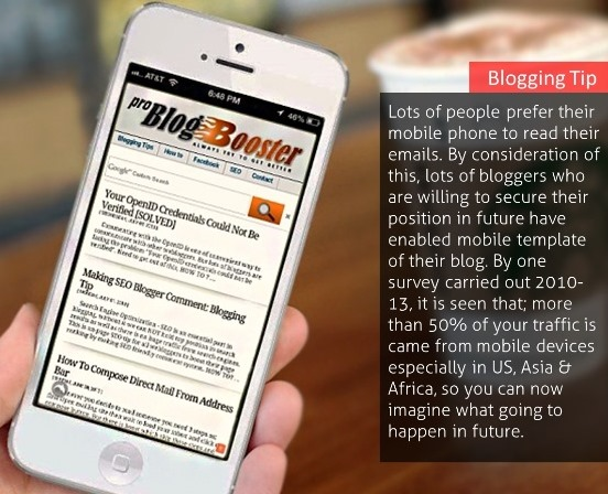Making Blogger Responsive Mobile Friendly Template Web Development