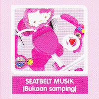hello kitty official licensed tricycle