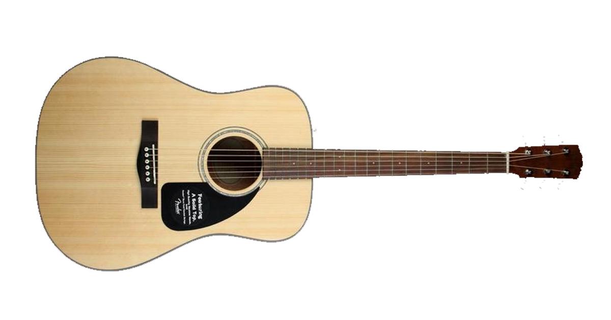 Guitar Acoustic phổ thông bán chạy nhất của Fender
