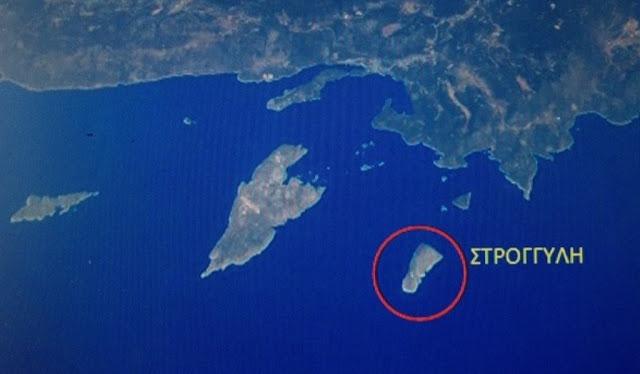 """Η Τουρκία """"εγκλωβίζει"""" Καστελόριζο - Στρογγύλη την ημέρα της ..."""