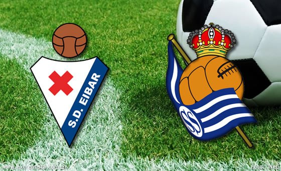 Eibar vs Real Sociedad Full Match And Highlights
