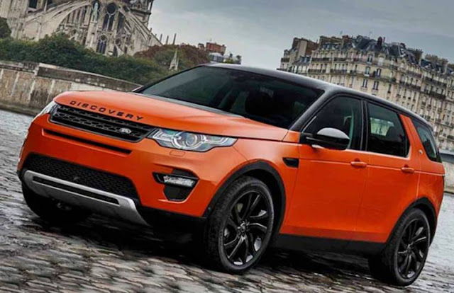 Land Rover Discovery Sport 2018 Review Uk