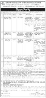 Bangladesh Submarine Cable Company Limited (BSCCL) Job Circular 2019