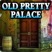 Avmgames Old Pretty Palace Escape